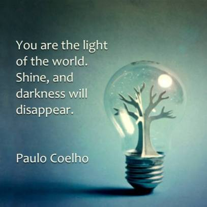Coelho - u r light of the world